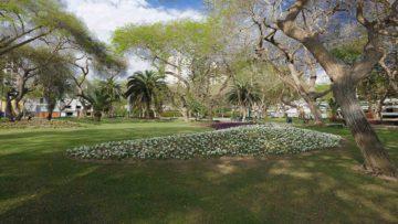 Parque Roosevelt San Isidro