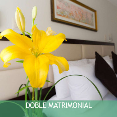 Doble Matrimonial, Roosevelt Hotel & Suites, San Isidro, lima.