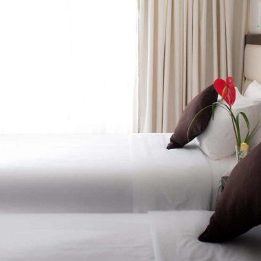Doble habitación, Roosevelt Hotel & Suites, San Isidro, Lima.