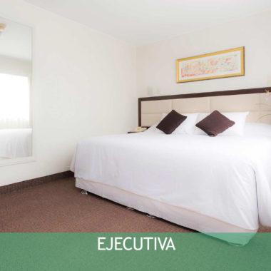 Habitación Ejecutiva, Roosevelt Hotel & Suites, San Isidro, lima.