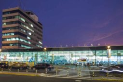 Aeropuerto Jorge Chavez, hotel lima
