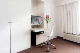 escritorio, Roosevelt Hotel & Suites, San Isidro, lima.