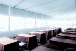Sala de conferencia, Roosevelt Hotel, San Isidro,