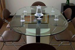 Sala de reuniones, Roosevelt Hotel, San Isidro,