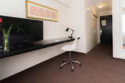Habitación ejecutiva, Televisor - Roosevelt Hotel, San Isidro,
