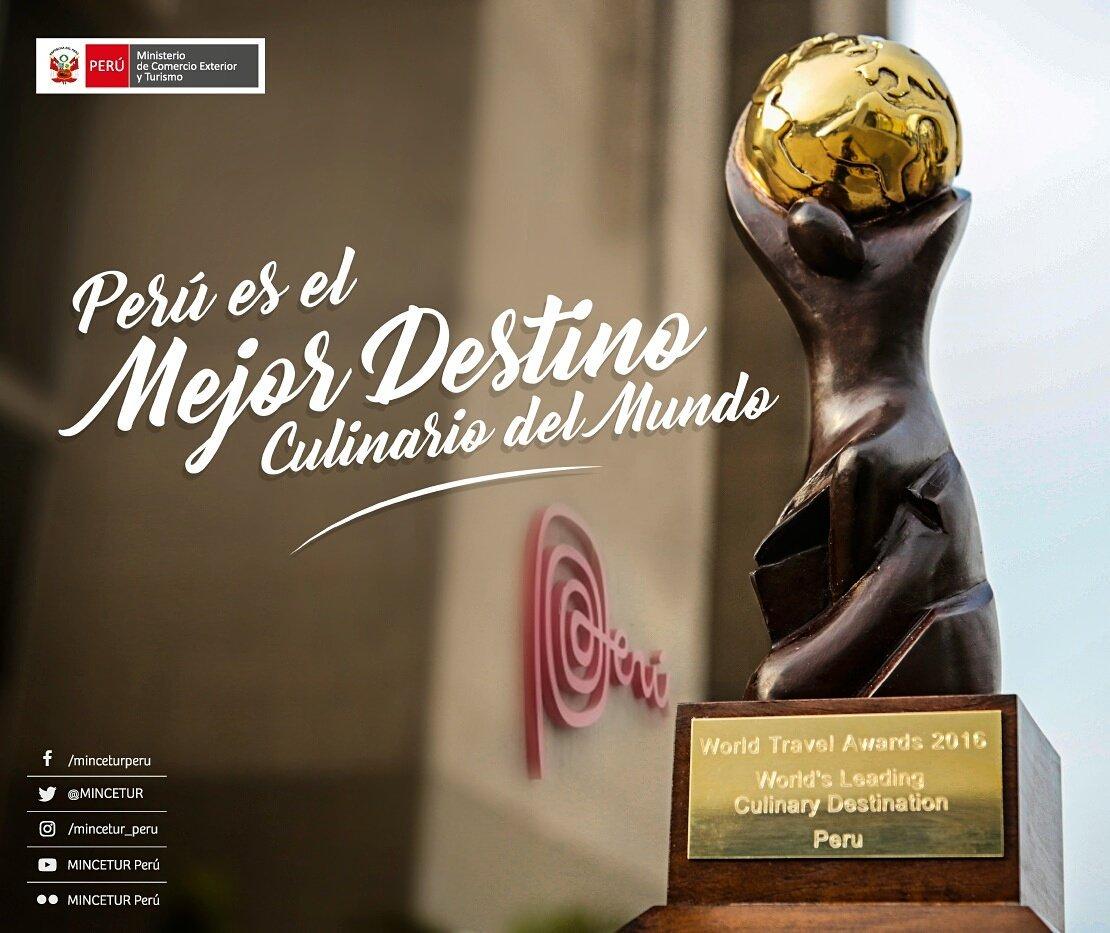 Mejor destino culinario Peru - Roosevelt Hotel & Suites Lima