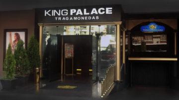 King Palace, Slot machine