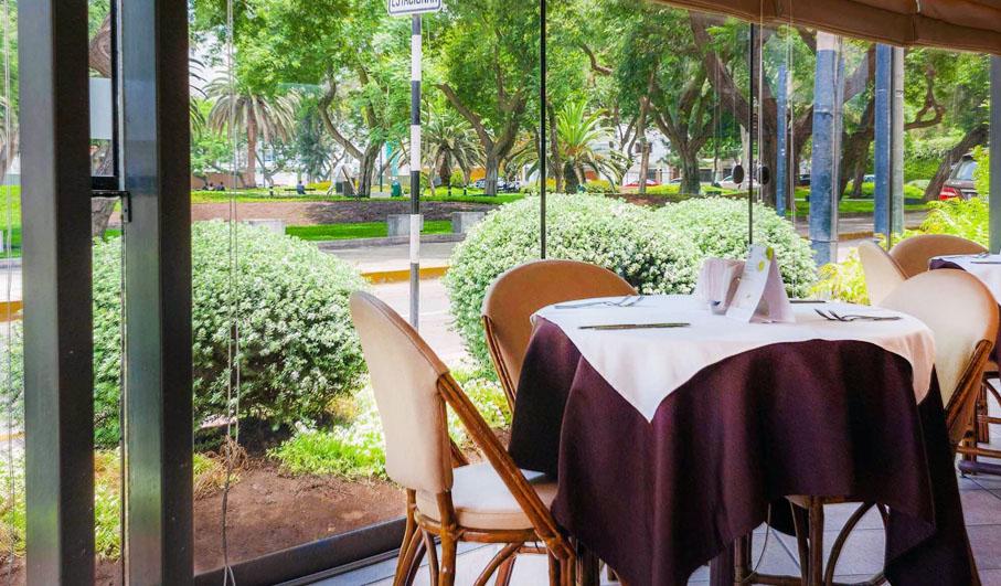 Roosevelt Restaurant - Lima- Peru