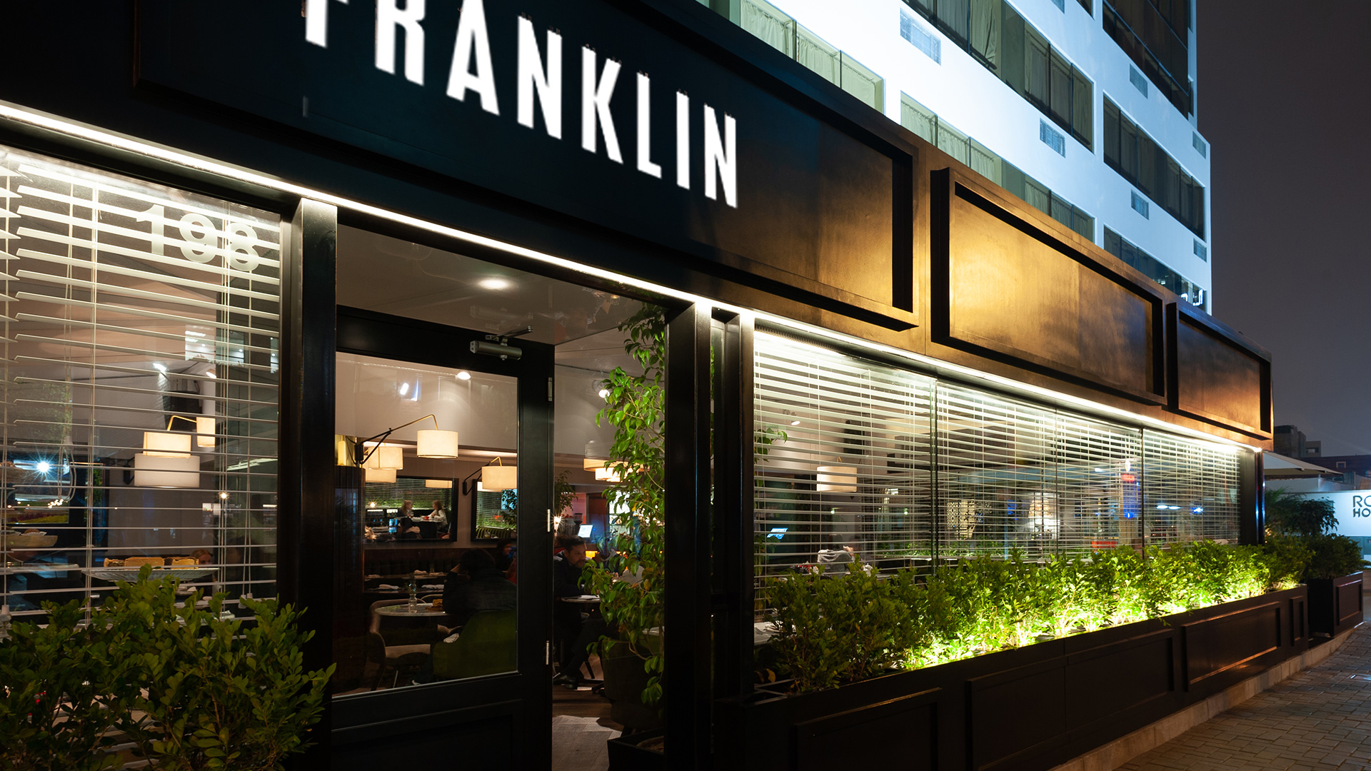 Restaurante Franklin_ Hotel Roosevelt And Suites San Isidro Lima